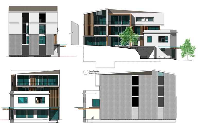 Apartment Under Development