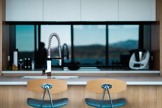 Satchell Way, Kitchen reflections - Photo by David Hensel