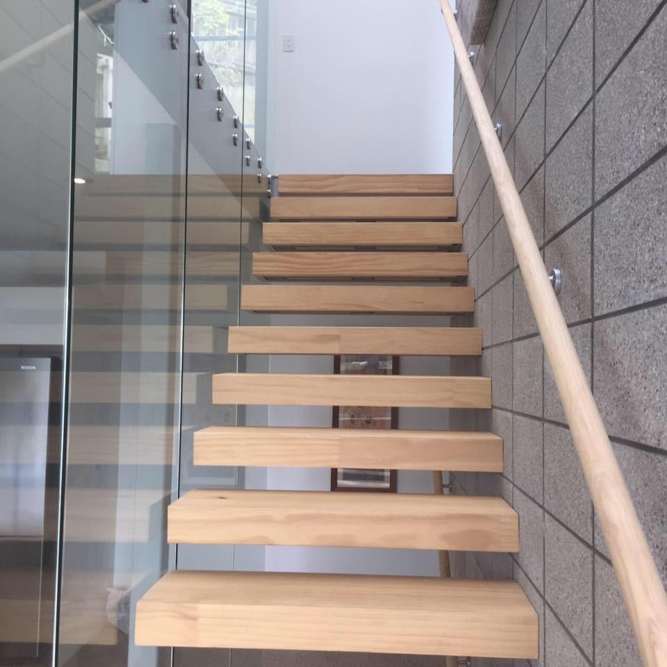 Tyne House Stair