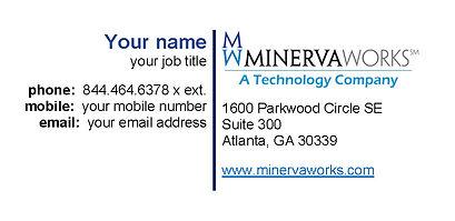 MinervaWorks Email Signature Setup_ New