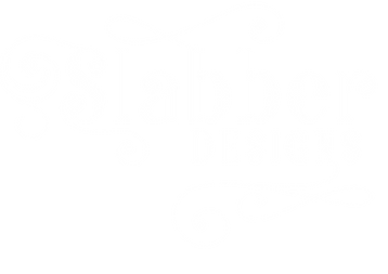Slabber Design - Morva Type Font - White