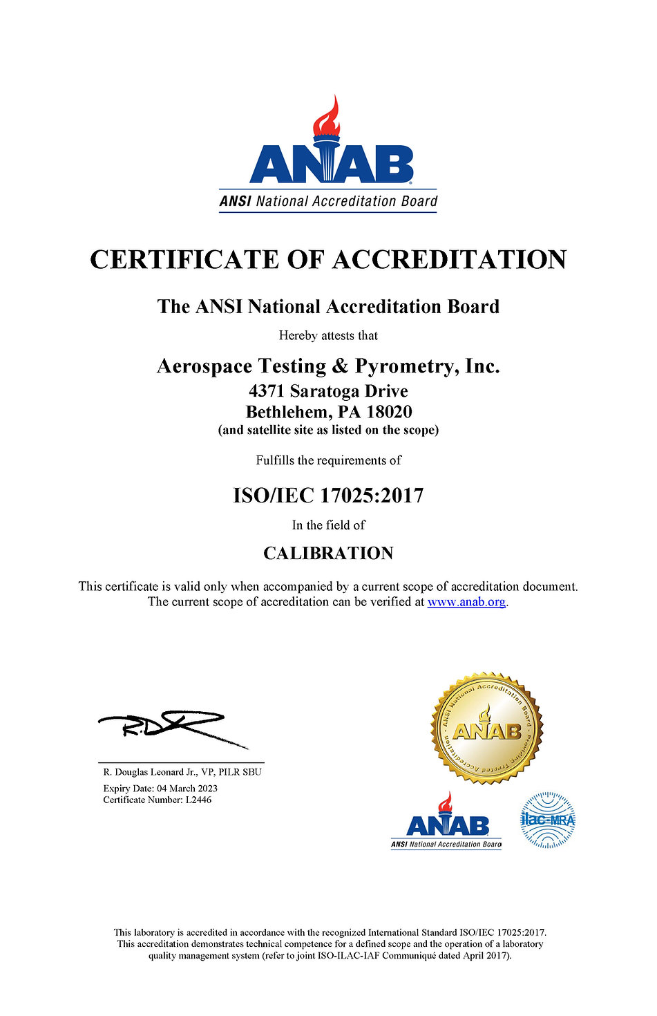 AerospaceTestingPyrometryCertificate.jpg