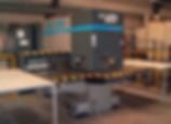 POINCONNEUSE CNC