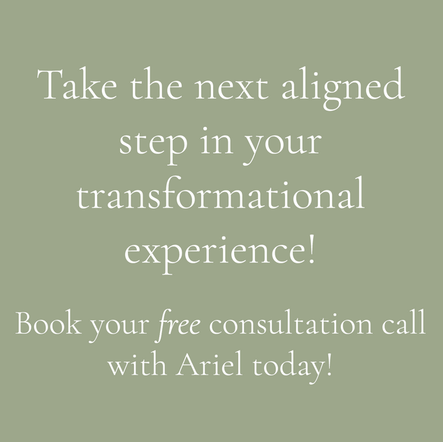 Your Transformational Experience