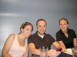 Laura, Joe & Pam