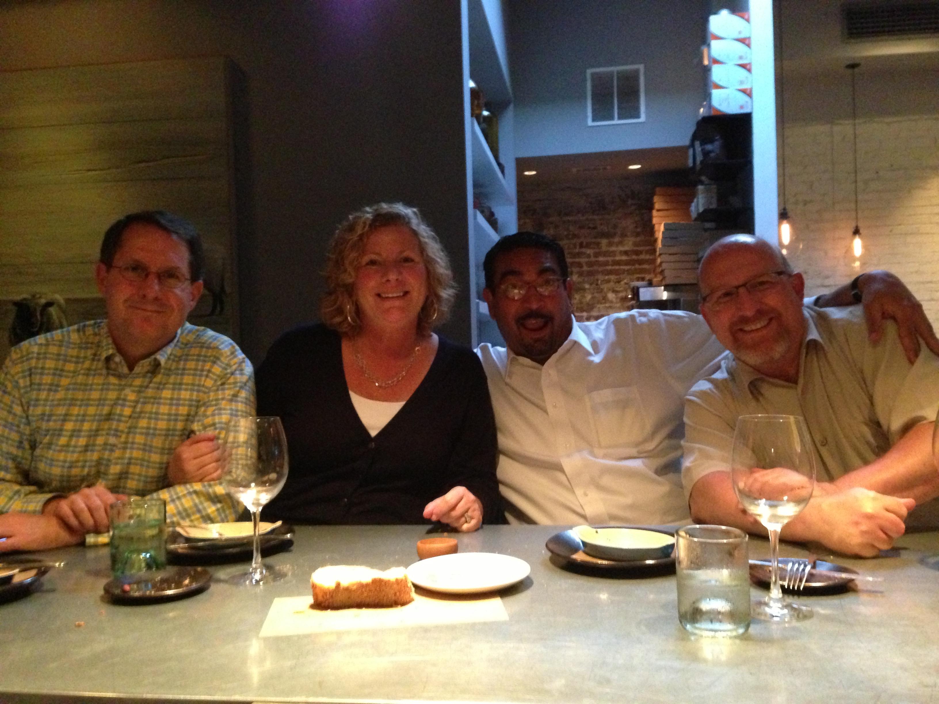 Richard, Collin & Kevin