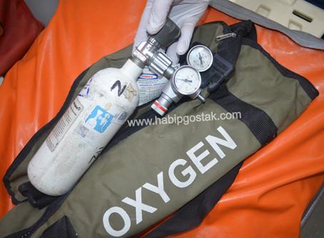Defibrilasyonda Oksijen Kullanımı