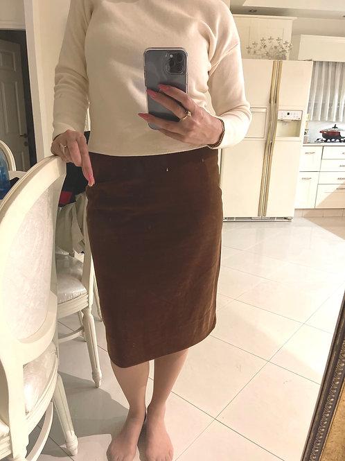 חצאית קוניאק ג'מס צרה