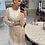 Thumbnail: שמלת כותנה כתמים