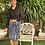 Thumbnail: חצאית טקסטורה שחור כחול