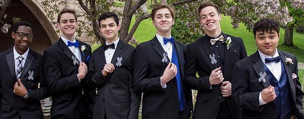 euegene okari prom awareness photo story