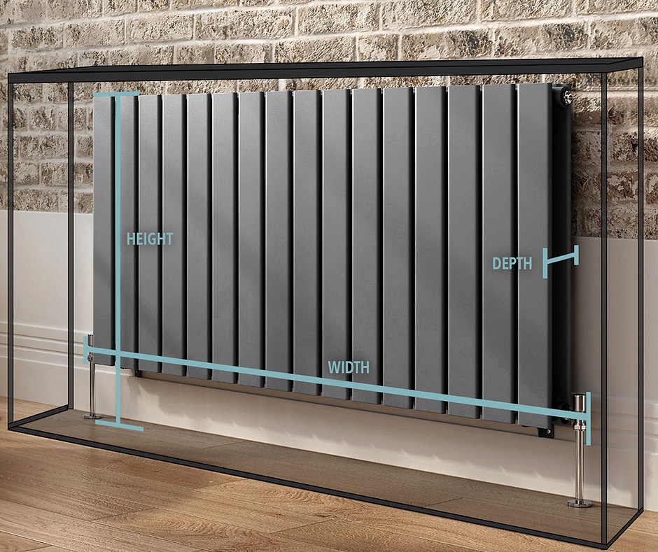 How to measure your Radiator