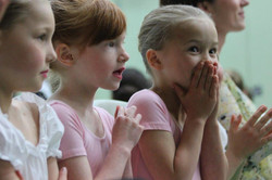 Watching The Performance
