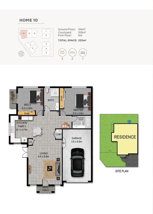 Home 10 (single-storey)
