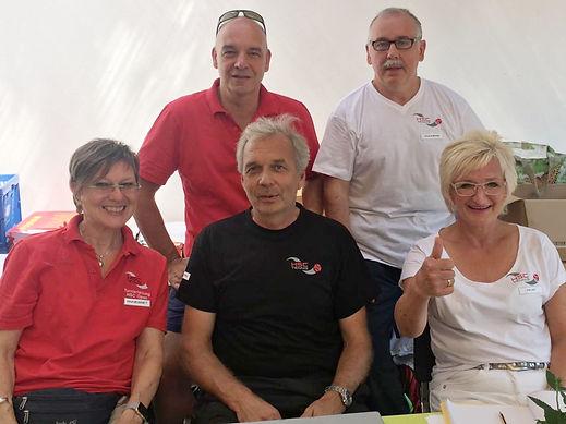 Das Orga-Team der HSC Open