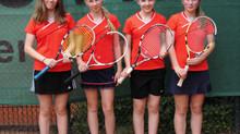 Medenspiele Sommer 2014 - Unsere U 14- Mädchen – Schon wieder Staffelsieger