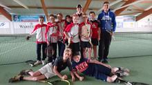 Tenniscamp Heiligenhafen Herbst 2016