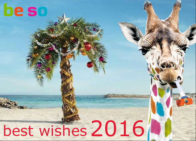 Best wishes for a great 2016 !