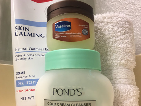 Before Bed Moisturizing Routine