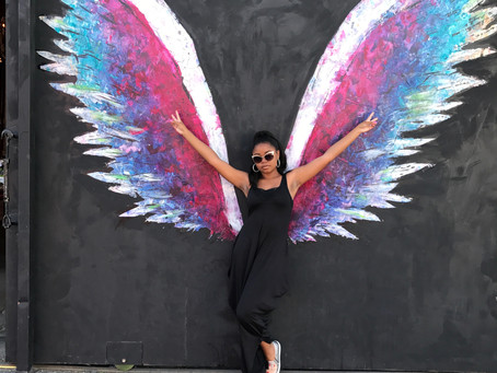 Quote of the Day #4: Spread Your Beautiful Wings