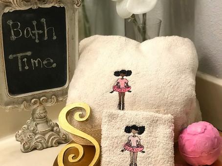 Pretty Pink Bath Bomb!