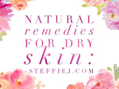 Dry Skin Remedies!!