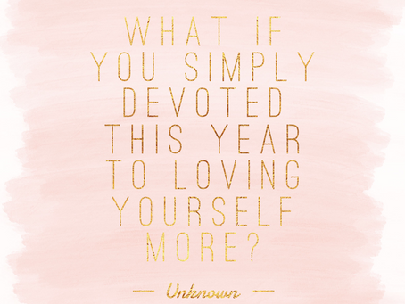 Quote of the Day #2: Loving the Beautiful You