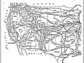 A batalha dos caminhoneiros. Nos Estados Unidos