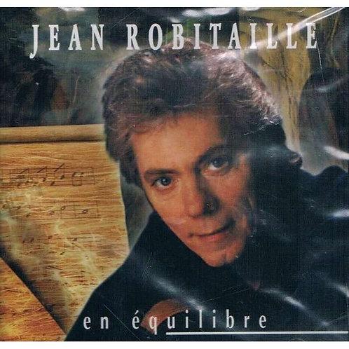 CD : Jean Robitaille - En Équilibre