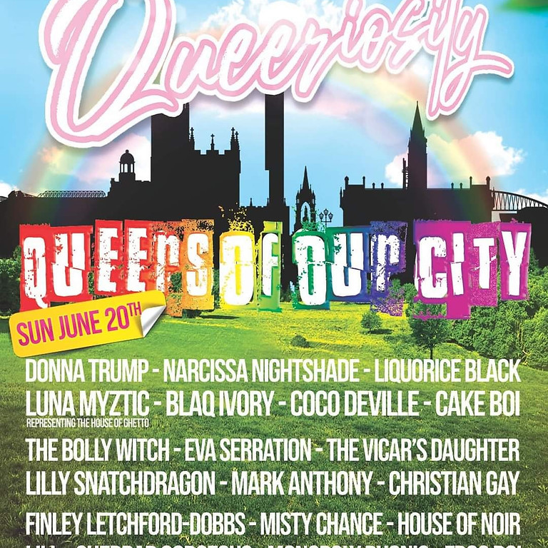 Queeriosity - Queers of our City