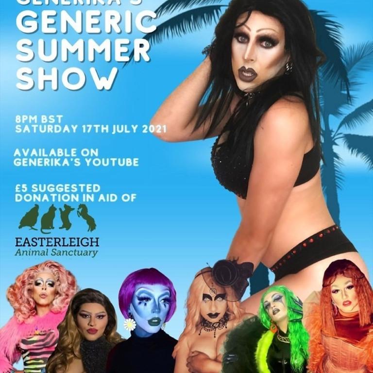 Generika's Generic Summer Show