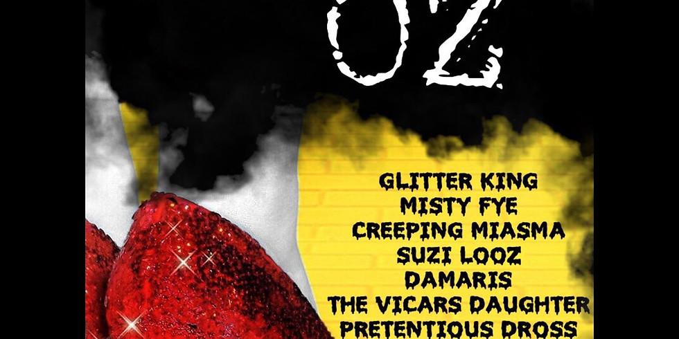 Glitterfye Presents: The Blizzard of Oz