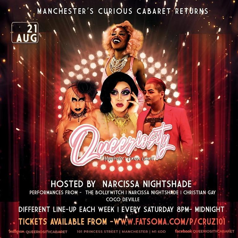 Queeriosity Cabaret