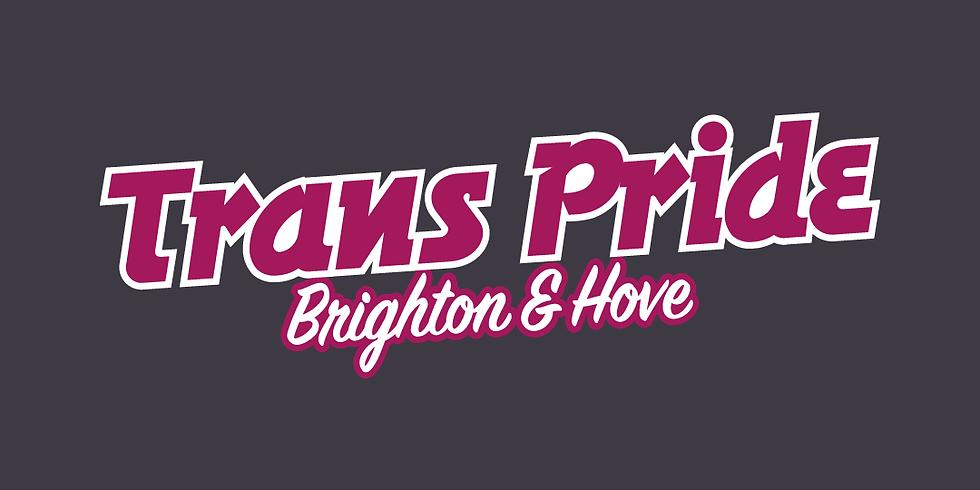 Trans Pride Brighton 2020