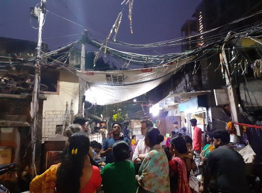 The NNEdPro India Regional Network and Mobile Teaching Kitchens in Action over Jan/Feb 2020