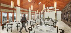 Retreat - banquet room