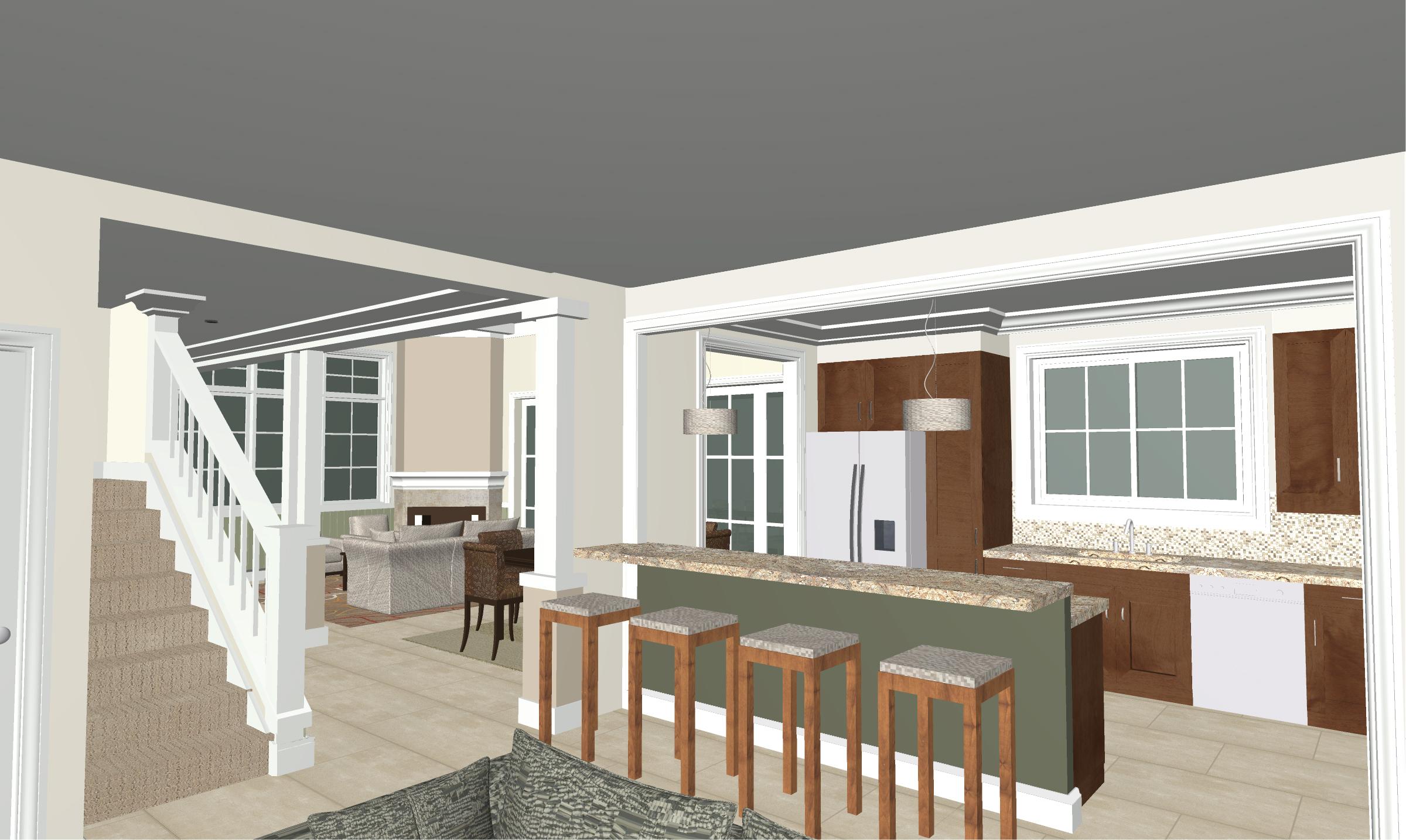House 2 - Interior