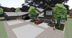 Townhome - front