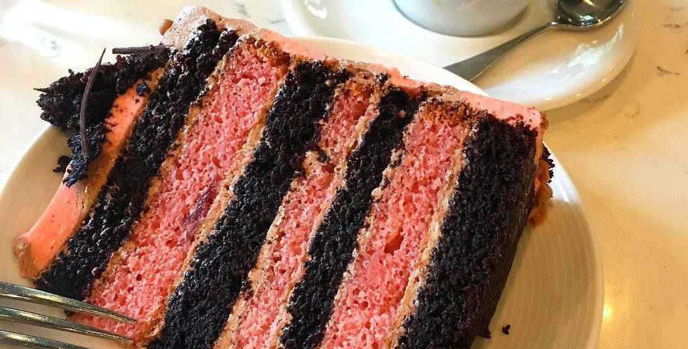 Cherry Cordial Cake