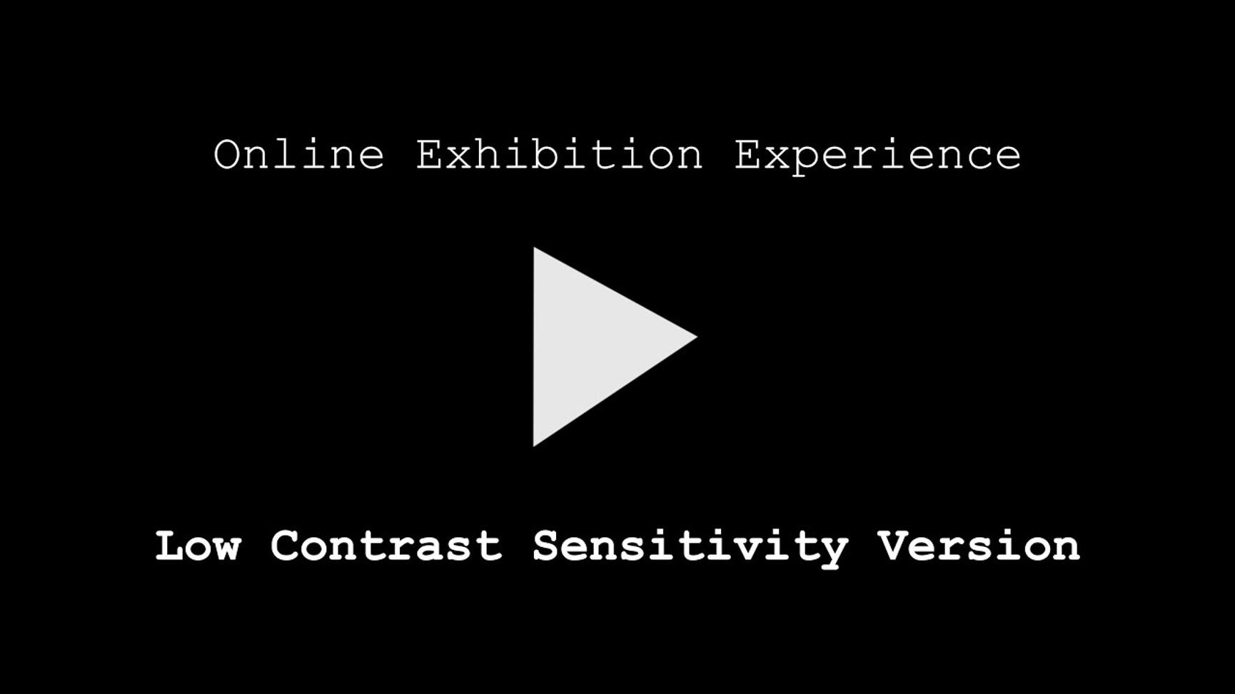 Low Contrast Sensitivity Version