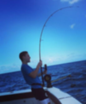 Light Tackle fishing in Barbados with Reel Crazy