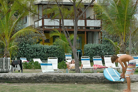 Surfers Point Guest House