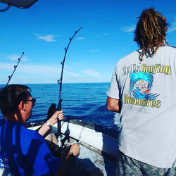Light Tackle fishing in Barbados