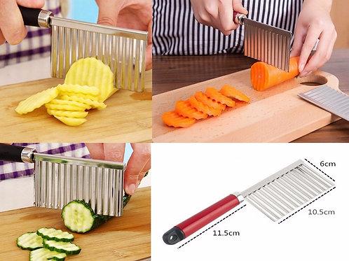 couteau decoration fruits légumes,coupe pommes de terre,décoration légumes,