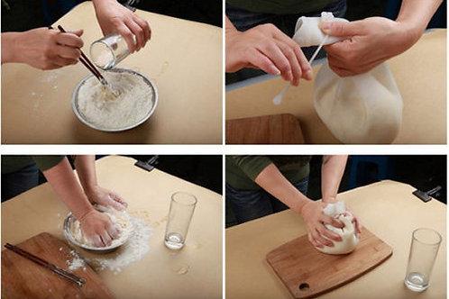 sac pétrissage,sac pâtisserie,sac silicone,