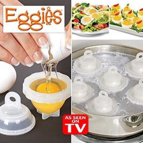 eggies cuit œufs,cuisson facile œufs,