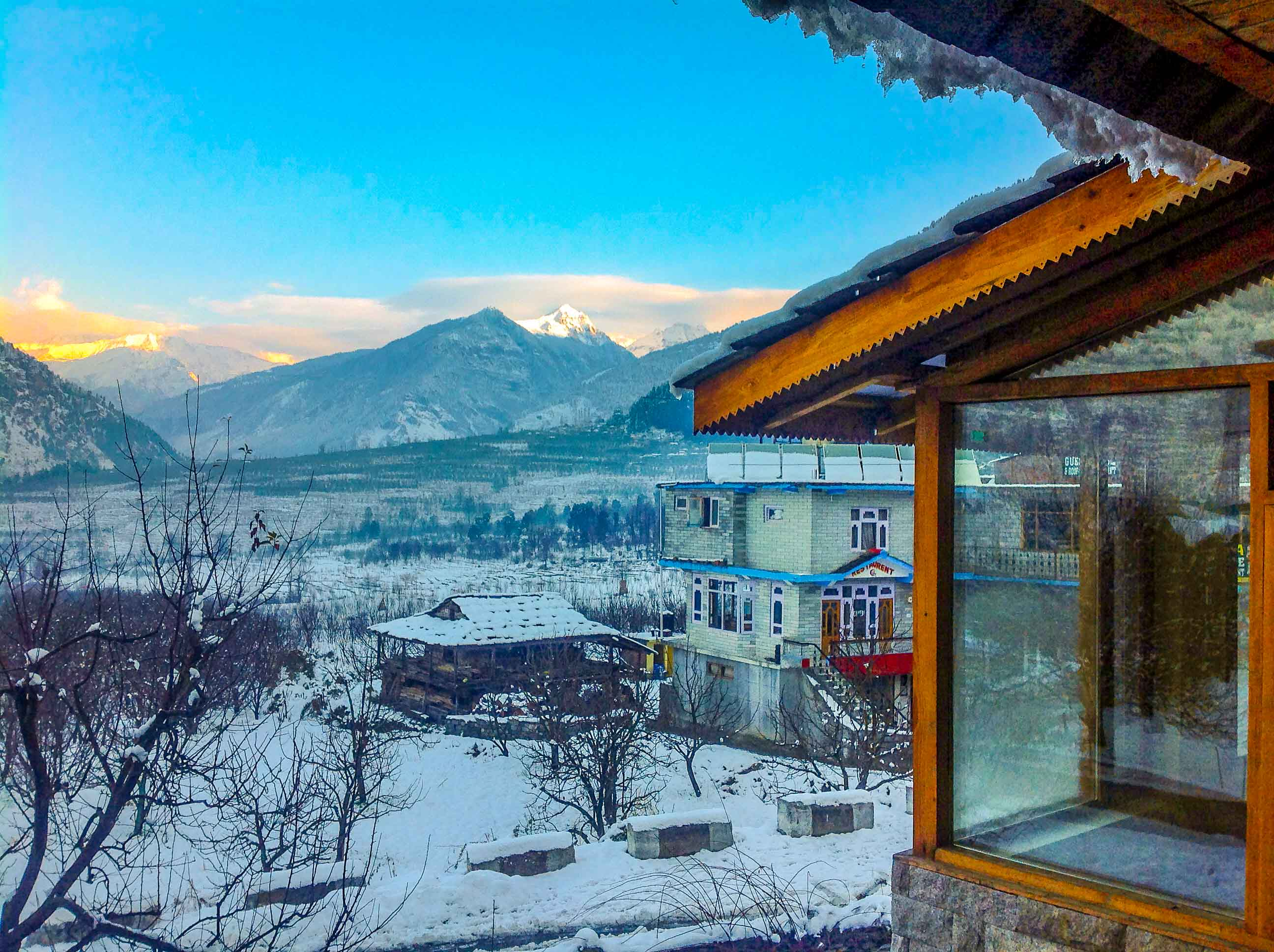 Manali Iyengar Yoga Retreat