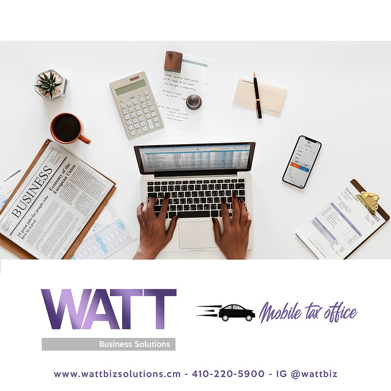 Get Your Accounting In Order!