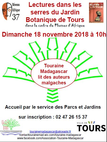 Affiche lectures