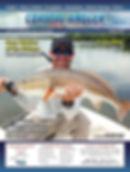 Coastal Angler Magazine Cover: Captain Redfsih Rob